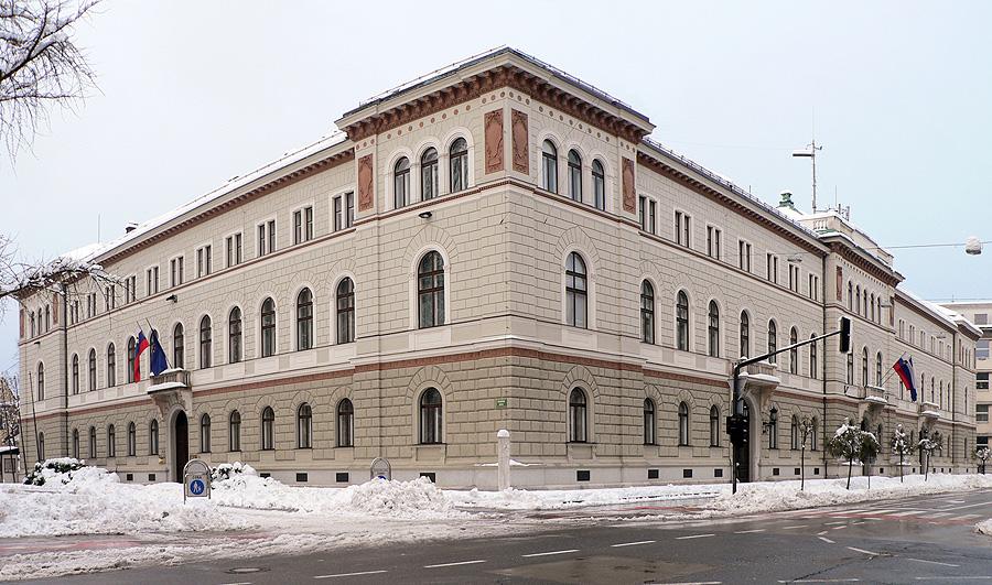 Presidential_Palace._Ljubljana